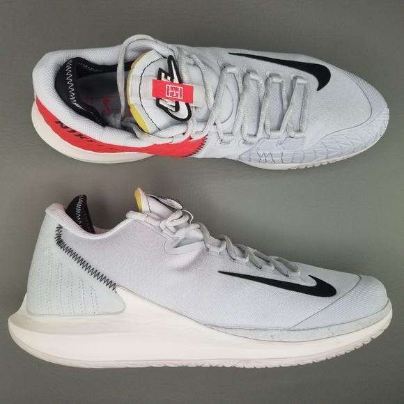 pretty nice cb535 77592 Nike NikeCourt Air Zoom Zero QS Tennis Shoes W 12 NWT